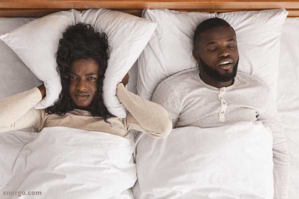 Can snoring cause bad breath